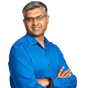Anand Subbaraman, General Manager