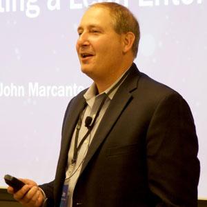 John Marcante, MD & CIO, Vanguard