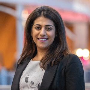 Pratibha Basrao, GISP, PMP, Director, Geospatial Solutions, HDR