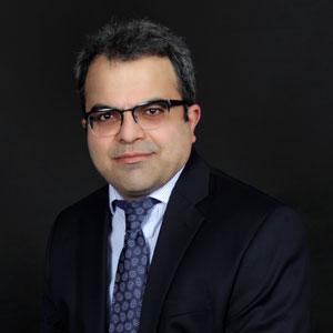 Omid L. Shabestari, M.D. Ph.D., Director Health Analytics, Carilion Clinic