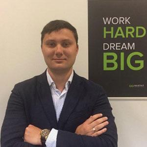 Artem Tymoshenko, CEO, Maxpay LLC