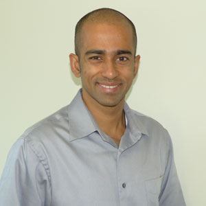 Vivek Vadakkuppattu, Director of Product Management – AR/VR, IoT, Monotype