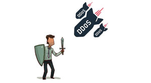 how to get rid of ddos