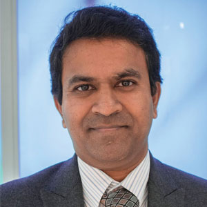 Ramki Ramaswamy, VP IT, Technology & Integrations, JetBlue Airways