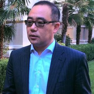 Zhiwei Jiang, Global Head of Insights and Data, Capgemini Financial Services