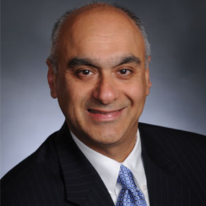 Param Bedi, Vice President for Library and Information Technology, Bucknell University