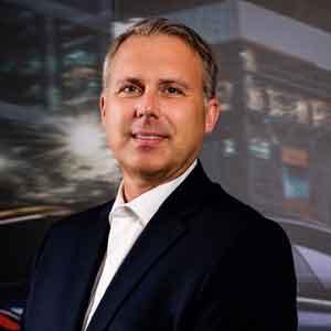 Stefan Gudmundsson, Chief Innovation Officer, KARMA AUTOMOTIVE LLC