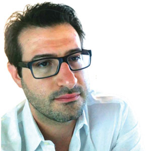 Raghid El-Yafouri, VP, Director of Project Management, Team Detroit