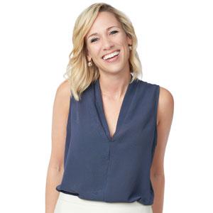 Charlotte Blank, Chief Behavioral Officer, Maritz