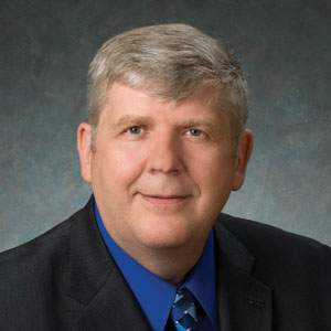 Michael F. Jackson, SVP & CTO, UMB Financial Corp