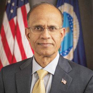 Dr. Michael Valivullah, CTO, NASS/USDA