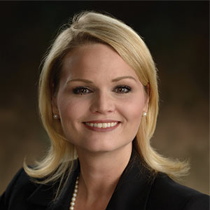 Carrie Rys, MBA, Assistant Vice President of Pediatric Ambulatory Operations,