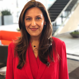 Amber Grewal, VP, Global Talent Acquisition, IBM
