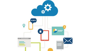 to improve the visibility into the cloud data security
