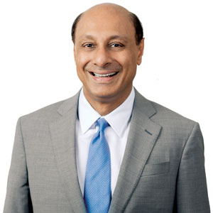 Madhav Srinivasan, CFO, Hunton Andrews Kurth LLP