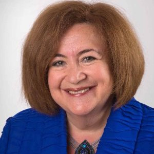 Elena Pokot, Asst. VC of Instructional, Communication and IT & CIO, University of Wisconsin- Whitewater