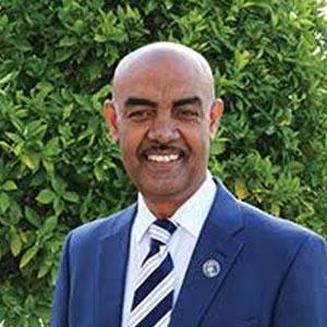 Berhanu Tadesse, AVP, IT/Infrastructure Services, California State University, Fullerton