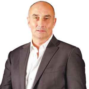 Luc d'Urso, CEO