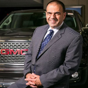 Daniel Mahlebashian, Former Executive Director of Global Business Services, General Motors