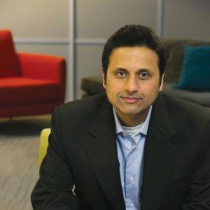 Ravi Krishnan, CIO, Woodruff-Sawyer & Co