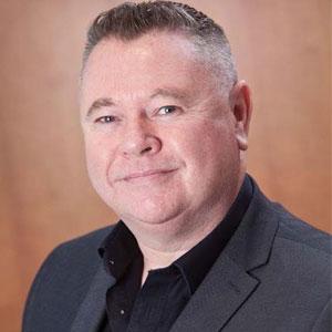 Pat Geary, CMO
