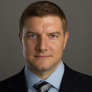 Sean Dessureault, President, MISOM Technologies