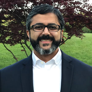 Ashish Desai, Assistant Director of Multimedia Technologies, Villanova University