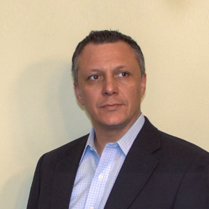 Emile Zafirov, CIO, Logistics Plus