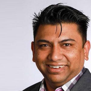 Arun Ghosh, U.S. Blockchain Leader, KPMG US