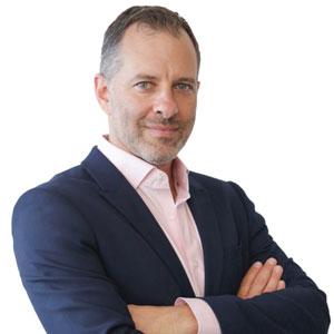 Gordon White, General Manager Americas, TSC
