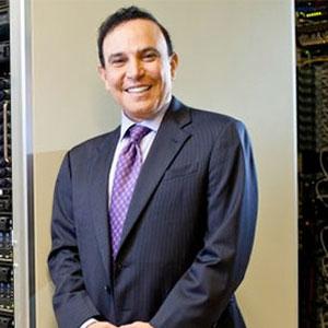 Dr. Hossein Eslambolchi, CEO, CyberFlow Analytics