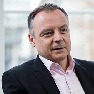 Enrique Fernandez-Pino, Group CIO, The Go-Ahead Group plc (LSE: GOG)