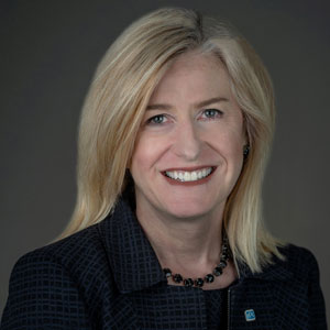 Rebecca Liebert, Senior Vice President, Automotive Coatings, PPG