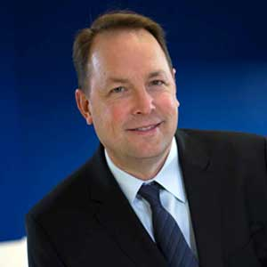 Jon Brinton, EVP and GM of Global Cloud, Mitel