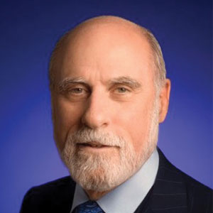 Vinton G. Cerf, VP & Chief Internet Evangelist, Google