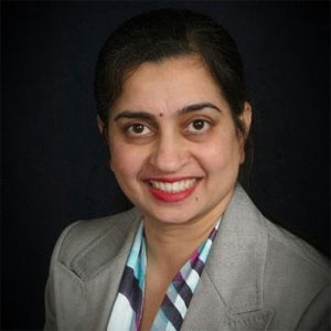 Sangeeta Edwin, Vice President, Data, Analytics & Insights, Rockwell Automation