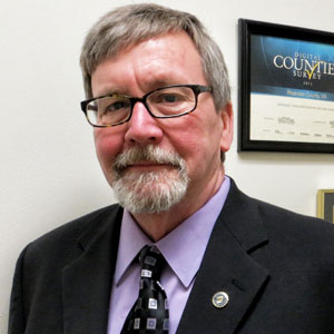 Bill Hunter, Director, Communications and Information Technology, County of Roanoke