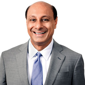 Madhav Srinivasan, CFO, Hunton & Williams LLP