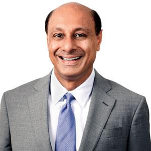 Madhav Srinivasan, CFO, Hunton & Williams LLP