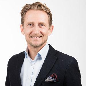 Per Holmberg, CEO, JLT Mobile Computers