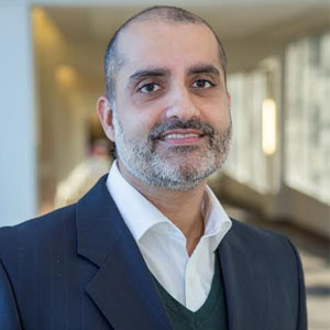 Hrishi Talwar, Vice President, Digital Identity and Mobile Products, Equifax