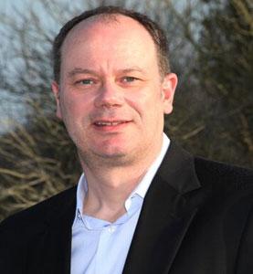 Jonas Gyllensvaan, president and CEO, SyncDog