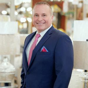 Terre Wellington, Senior Vice President, Store Operations, Lamps Plus