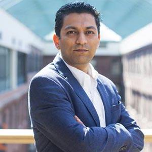 Shahid Nizami, Managing Director, APAC - HubSpot