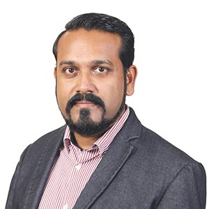 Sanjay Sivam, Director, Inside Sales and Services Sales, Poly Asia Pacific