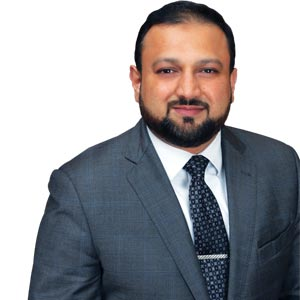 Irshad Siddiqui MD, Chief Health Information Officer, Blessing Health System