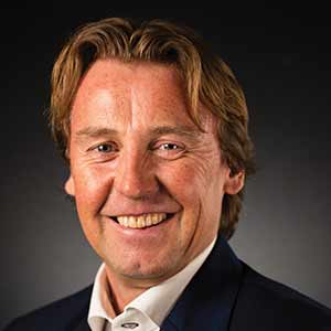 Frode Jensen, VP of Product Line Management, National Oilwell Varco