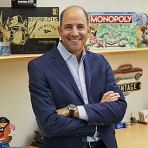 Steve Zoltick, EVP & CIO, Hasbro
