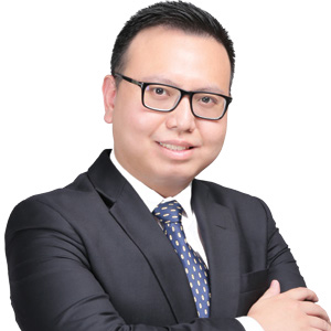 Louis Aditya Prasethio, Head of Supply Chain, PT Parit Padang Global, a Soho Global Health Company (IDX: SOHO)