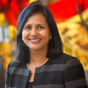Aarti Shah, Ph.D., Senior Vice President, Chief Information and Digital Officer, Eli Lilly and Company